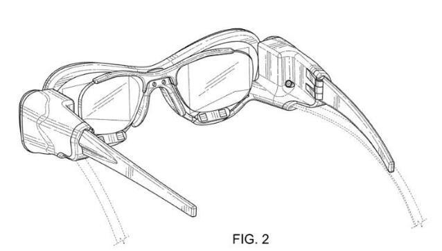Magic Leap设计专利产品抢先曝光