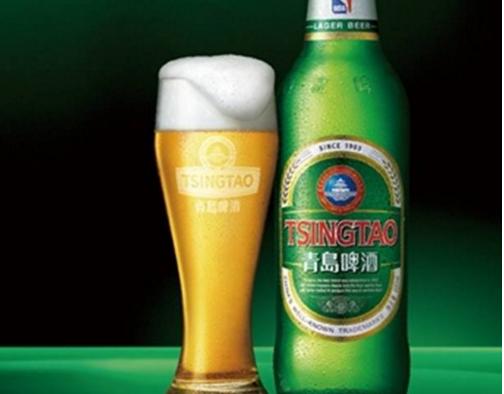 """德兴查处""""青岛啤酒""""商标侵权案"""