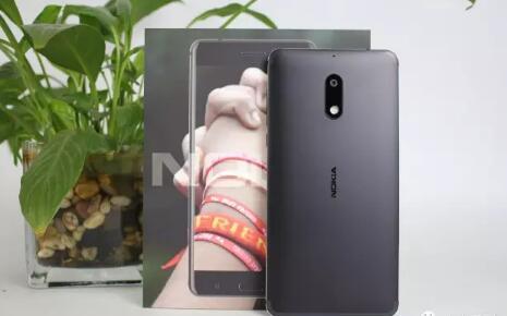 简讯:诺基亚正式公布新手机Nokia6外观专利