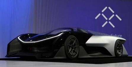 在美新专利证实FF参与乐视汽车外观专利设计