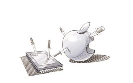 苹果或将全面移除明年iOS设备中的高通专利芯片
