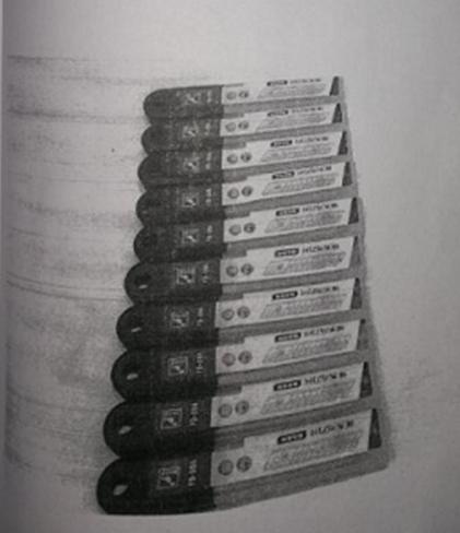 江苏江阴一家五金店出售刀片被指商标侵权,遭企业索赔2万!