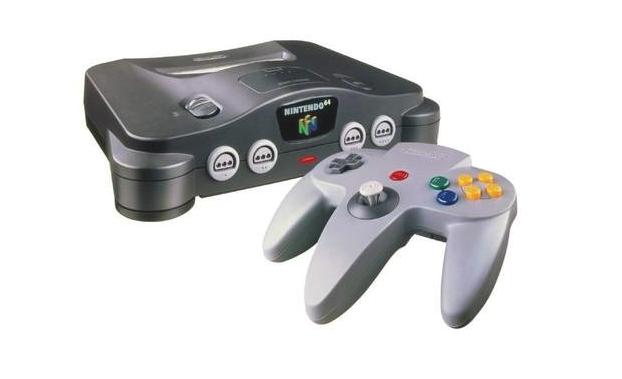 任天堂注册了N64商标 复刻版迷你N64要来了?