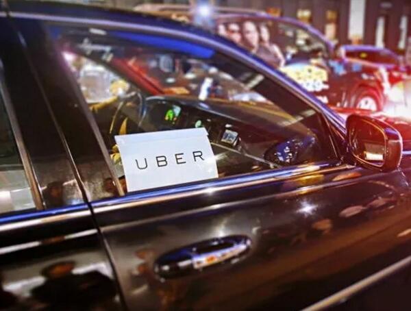 Uber专利提前识别醉鬼,再也不会拼车被吐一身