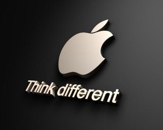 苹果商标为什么缺了一口?