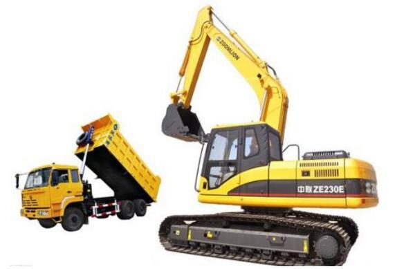 工程机械商标注册属于第几类?