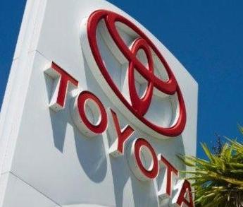 日本著名汽车公司丰田汽车公司崛起、创始人及商标寓意