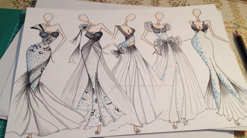 服装设计商标注册属于第几类?
