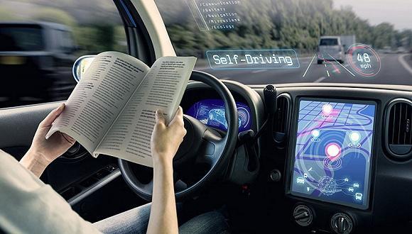 苹果公布一项自动驾驶专利