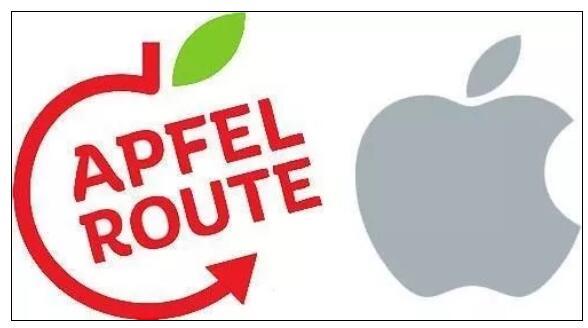因商標過于相似,蘋果起訴德國自行車比賽商標侵權!