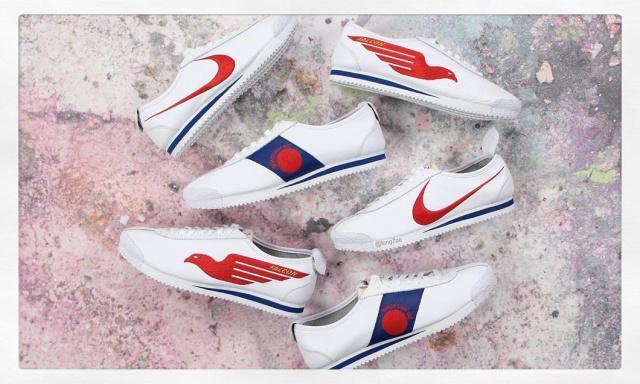 追忆商标史!Nike推出三款古早logo Cortez球鞋!