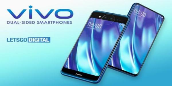vivo新双屏手机两种全新外观专利获批