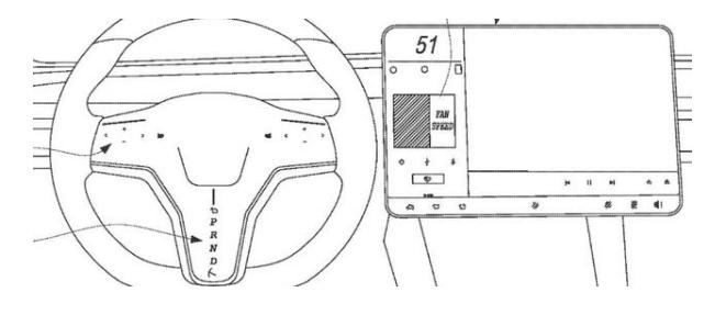 取消实体怀挡、方向盘新增触控屏,特斯拉新专利会量产吗?