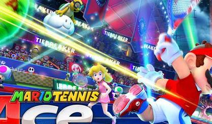 国行NS将有新作?任天堂注册《马力欧网球:王牌》商标