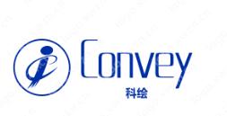 """有寓意英文谐音logo设计作品欣赏:""""Convey""""——科绘"""