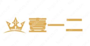 """20个餐饮美食品类""""壹一二""""LOGO设计"""