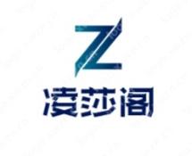 起名【凌莎閣】的logo設計案例賞析,很有意境美