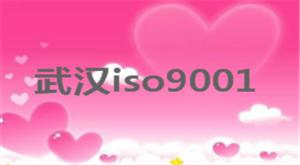 武汉iso9001