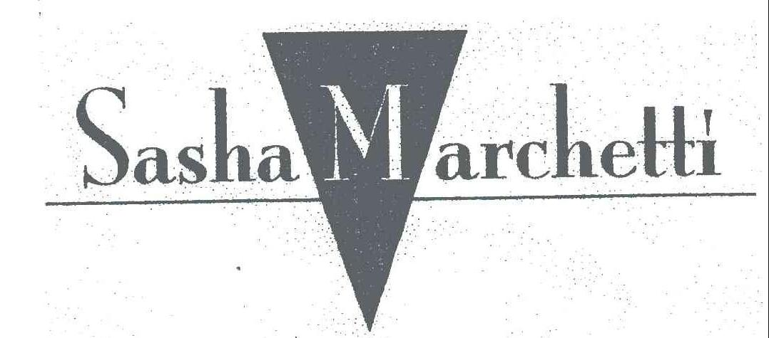 SASHA MARCHETTI